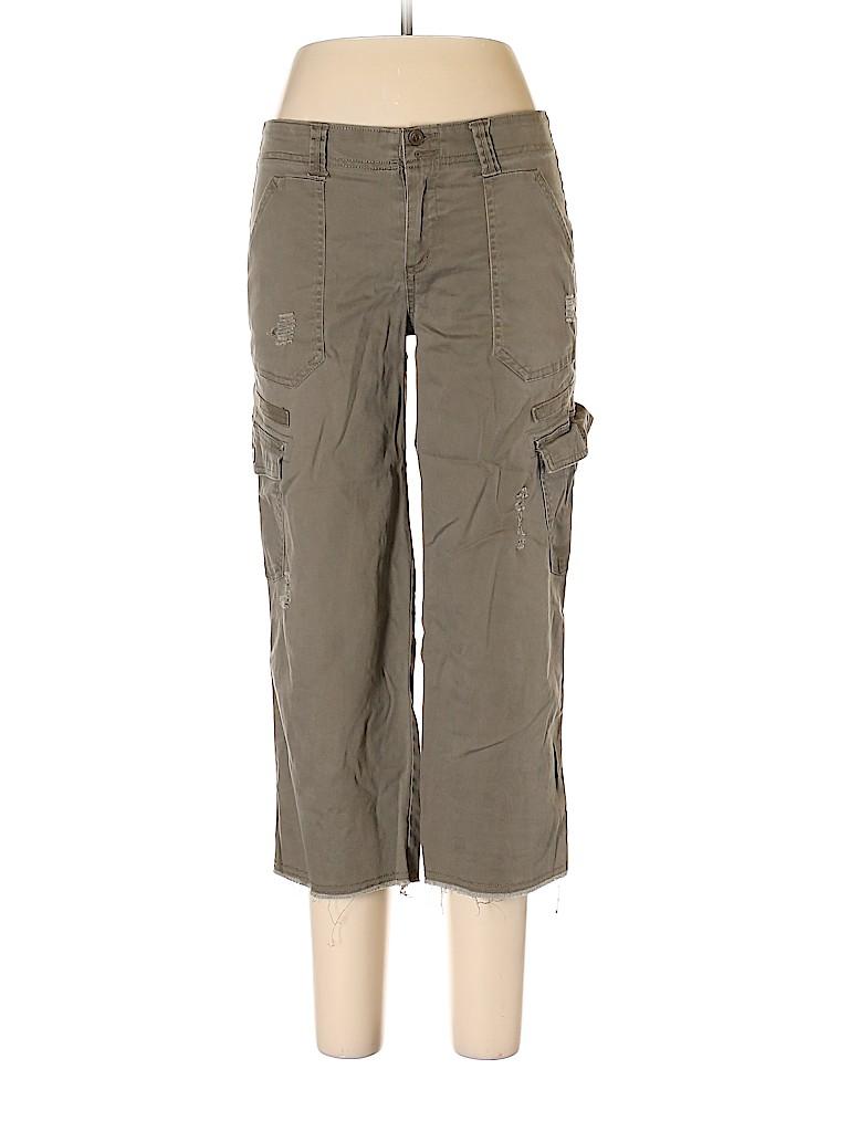 Democracy Women Cargo Pants Size 6