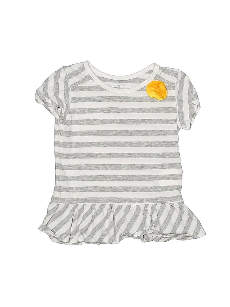 Old Navy Girls Short Sleeve T-Shirt Size 5T