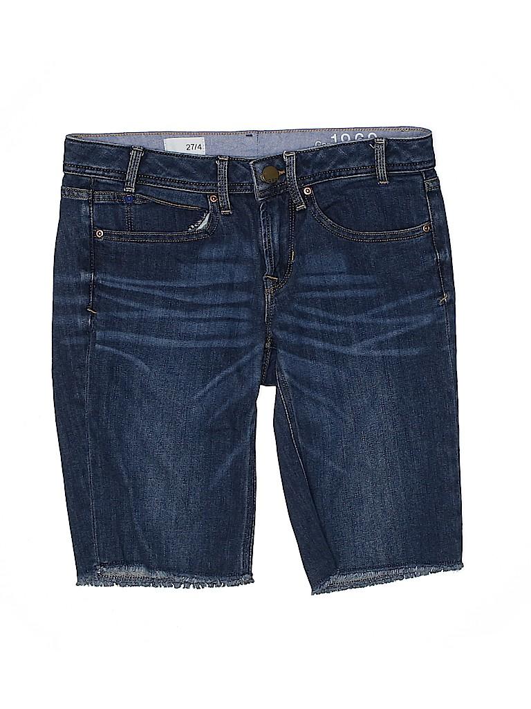 Gap Women Denim Shorts Size 4