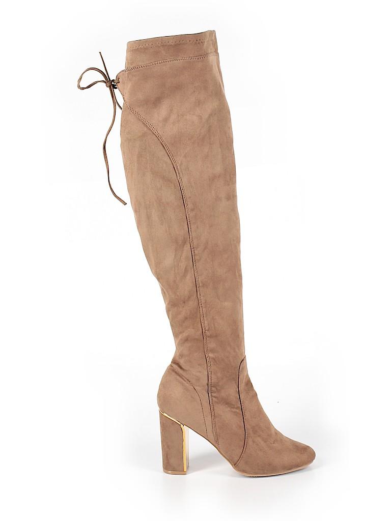 Wild Diva Women Boots Size 7