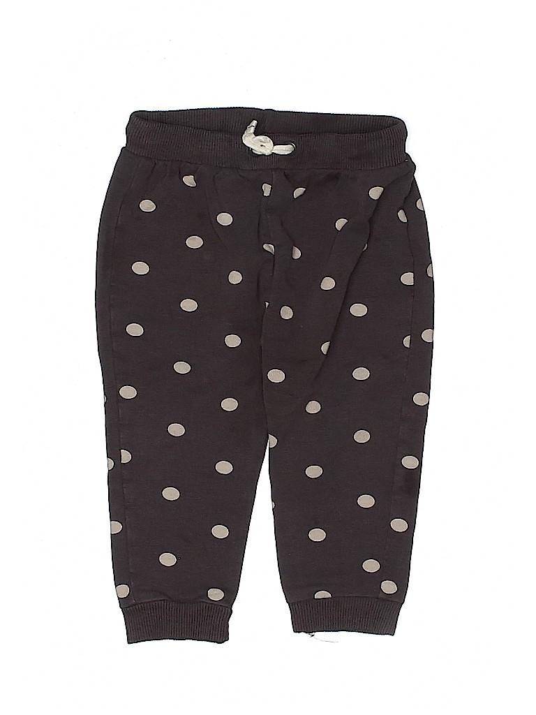 Zara Girls Fleece Pants Size 12-18 mo