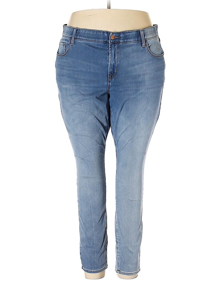 Old Navy Women Jeans Size 24 (Plus)