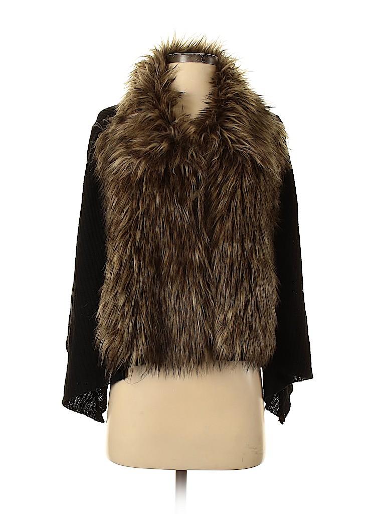 Kate Landry Women Cashmere Cardigan One Size