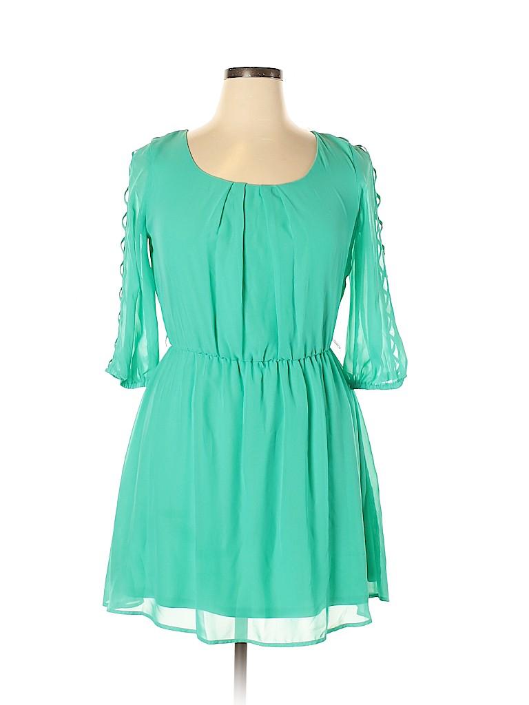 My Michelle Women Casual Dress Size L