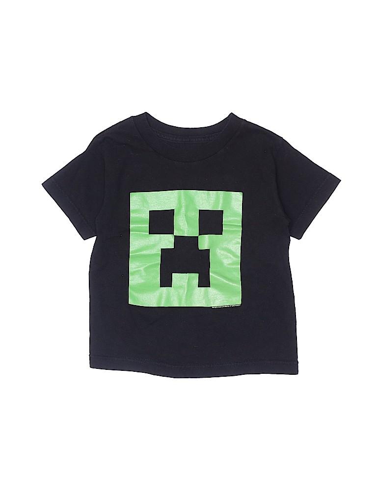 Mojang Boys Short Sleeve T-Shirt Size 4