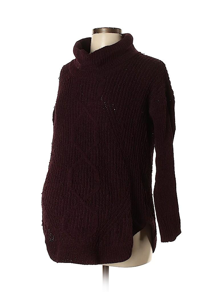 Motherhood Women Pullover Sweater Size M (Maternity)