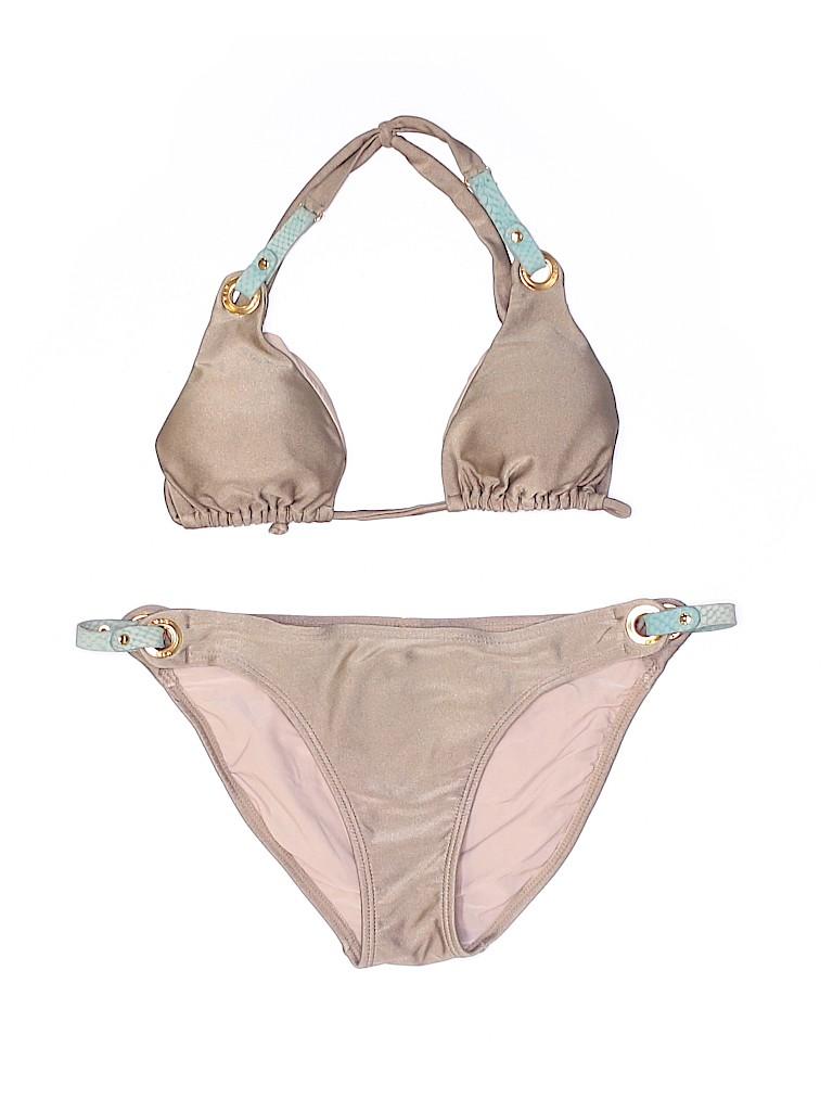 Vix by Paula Hermanny Women Two Piece Swimsuit Size M