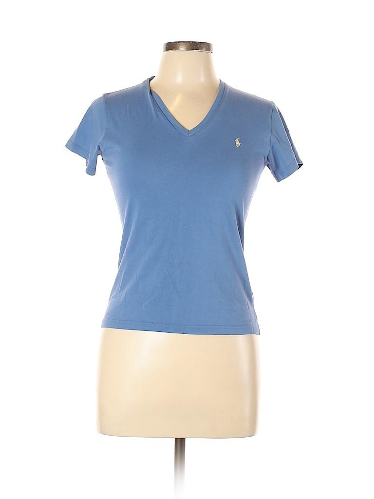 Ralph Lauren Sport Women Short Sleeve T-Shirt Size S
