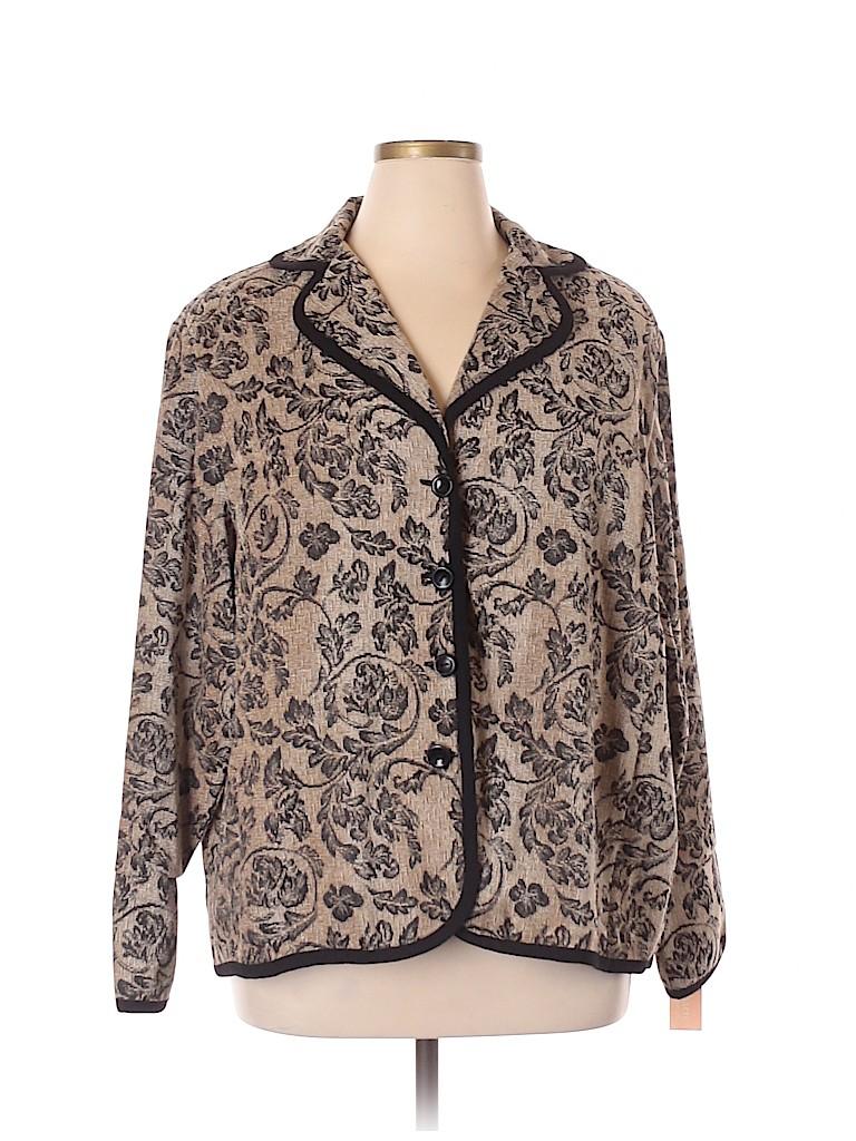 DressBarn Women Coat Size 24 (Plus)