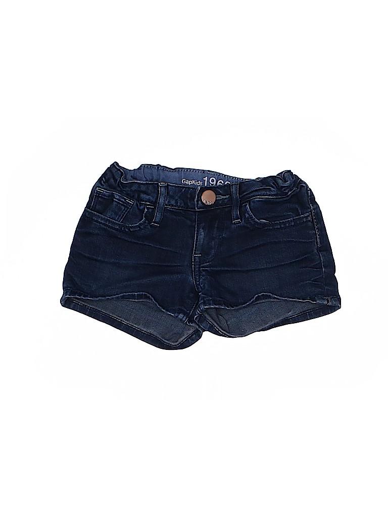 Gap Kids Girls Denim Shorts Size 5