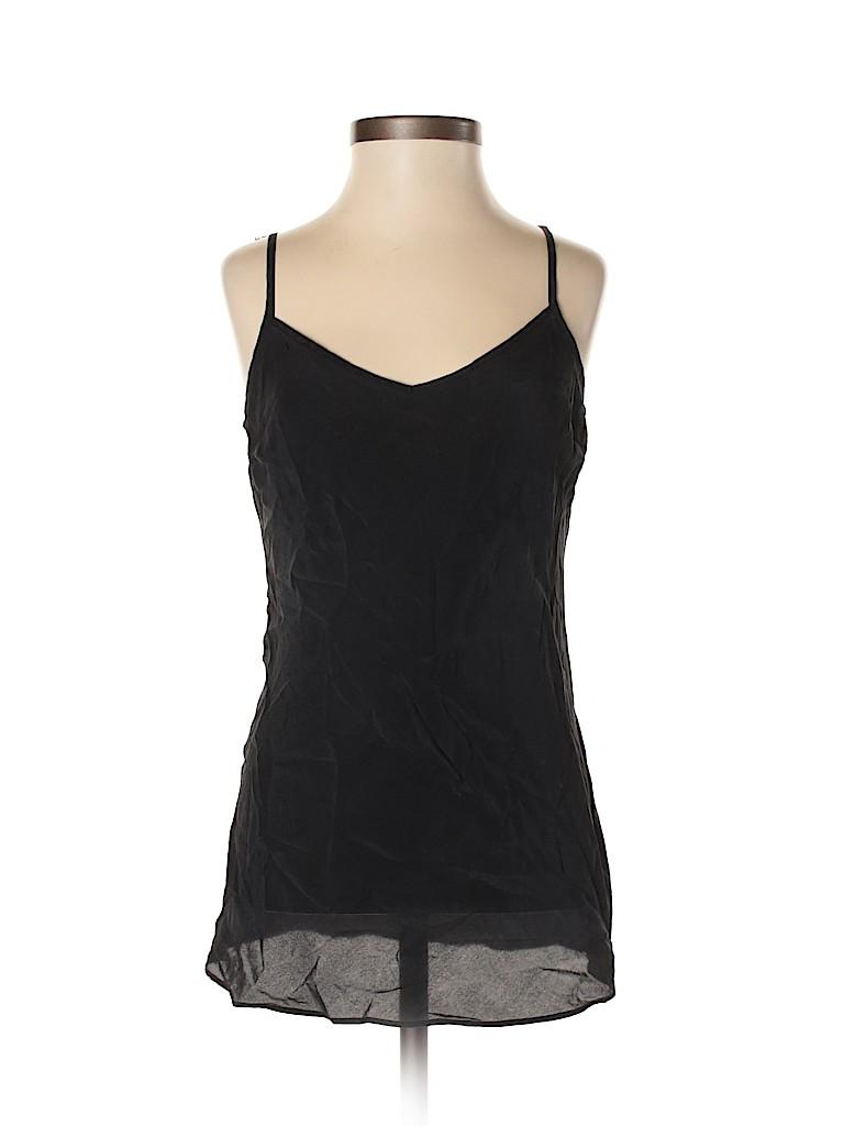 J. Crew Women Sleeveless Silk Top Size XXS