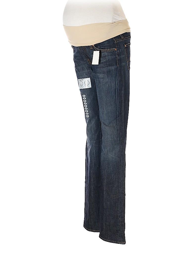 A Pea in the Pod Women Jeans 28 Waist (Maternity)