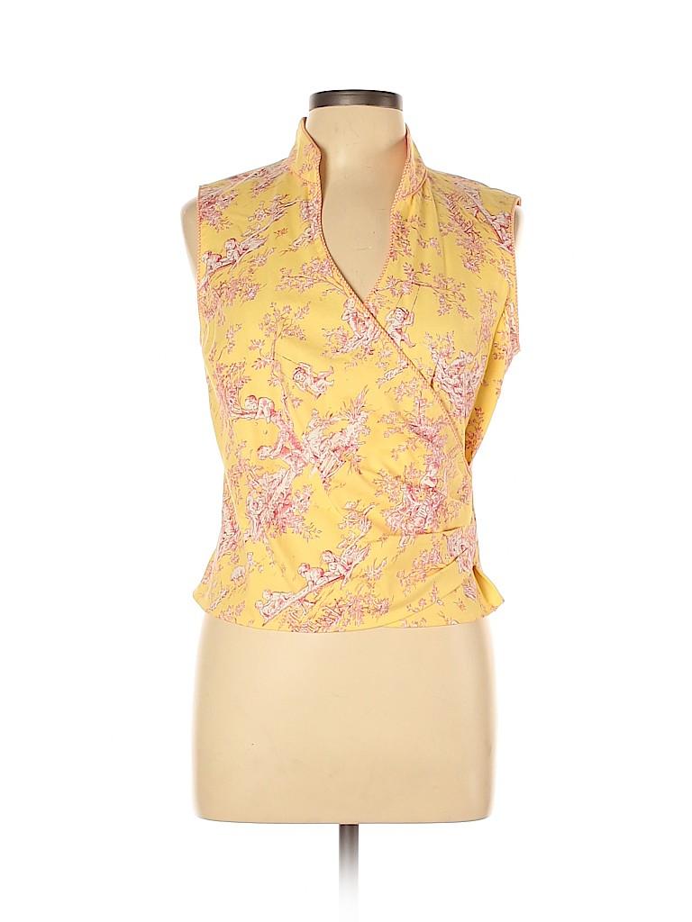 J. McLaughlin Women Sleeveless Blouse Size 12