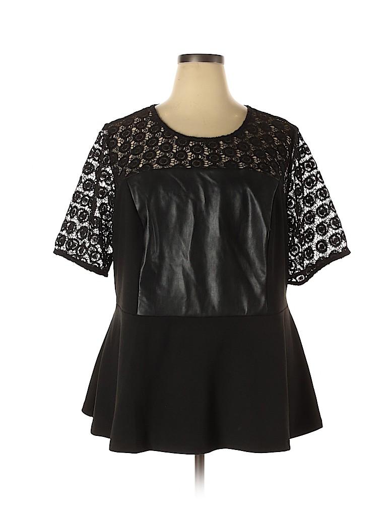 ELOQUII Women Casual Dress Size 24 (Plus)