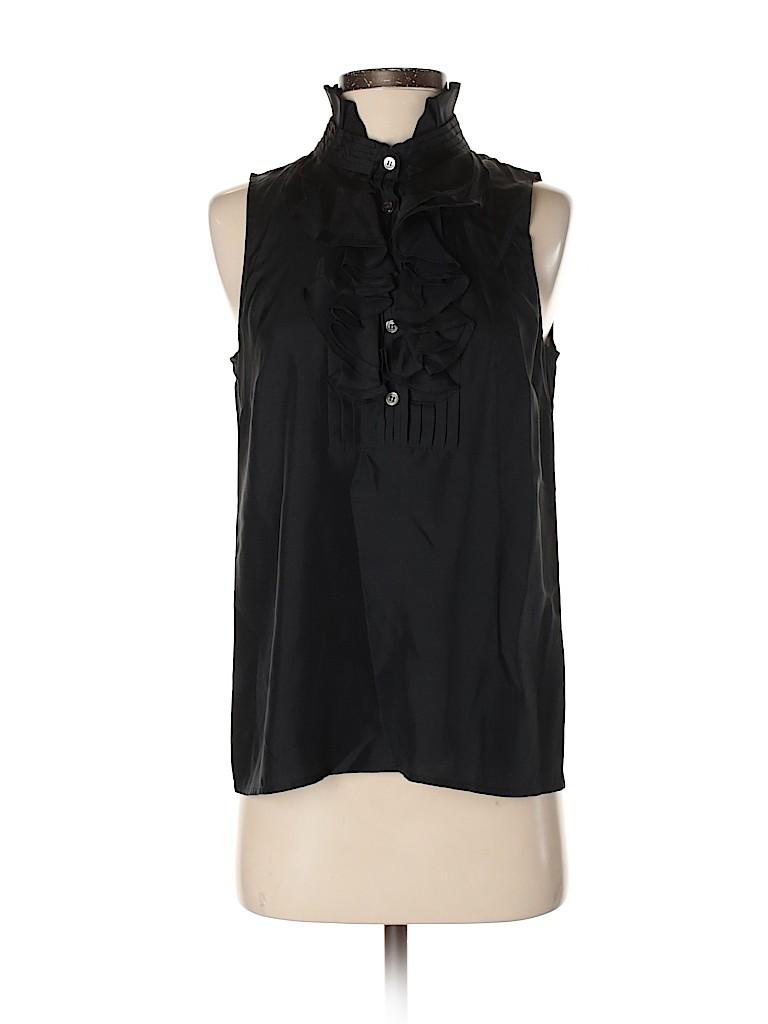 J. Crew Women Sleeveless Blouse Size 4