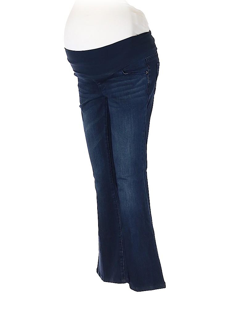 LED Luxe Essentials Denim Women Jeans Size 2 (Maternity)