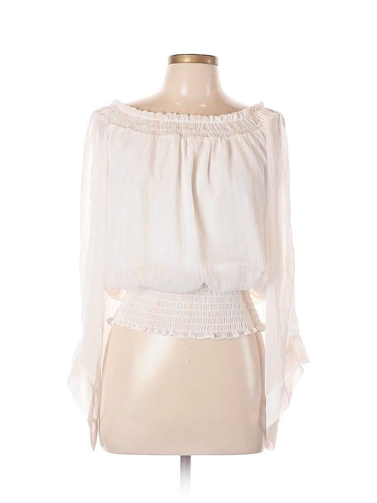 XOXO Women Long Sleeve Top Size L