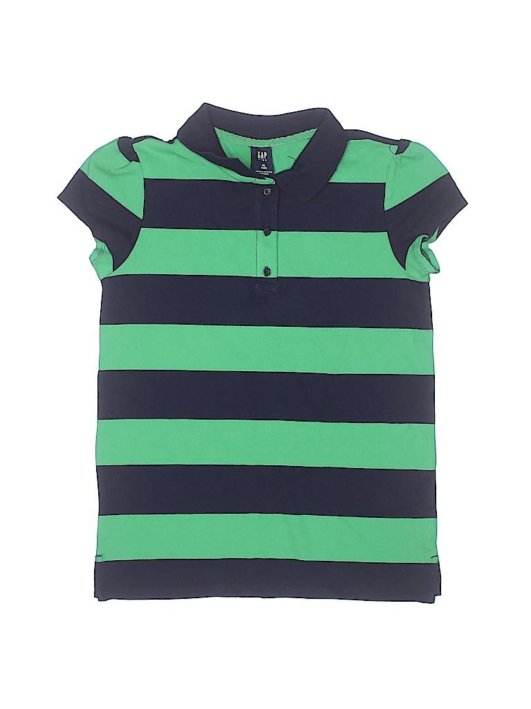 Gap Kids Girls Short Sleeve Polo Size X-Large (Youth)