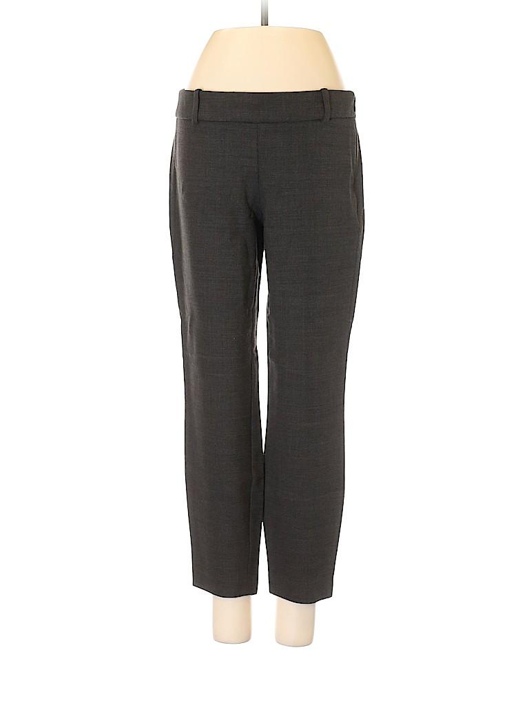 J. Crew Women Wool Pants Size 0 (Petite)