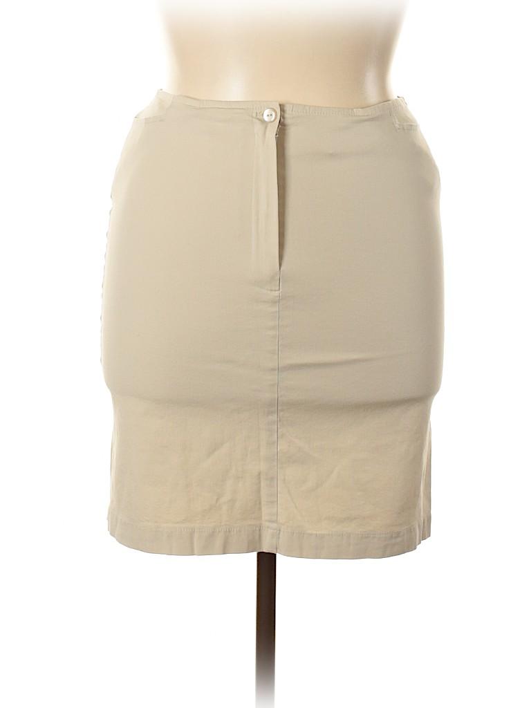 Fashion Bug Women Casual Skirt Size 14