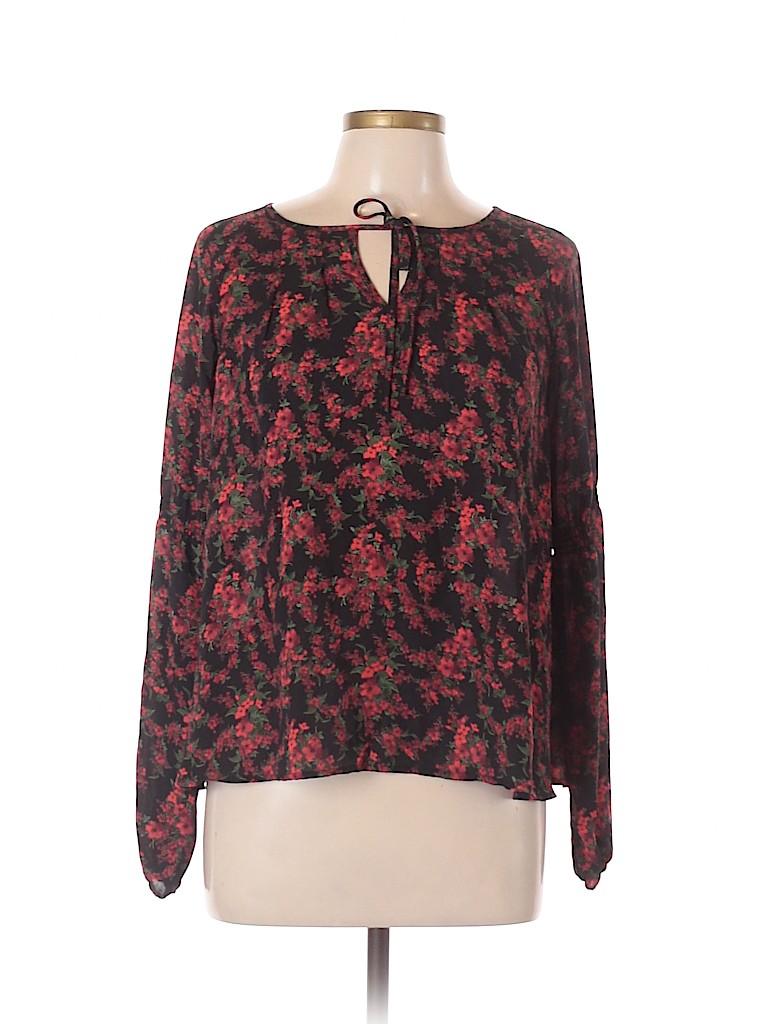 Jack. Women Long Sleeve Blouse Size S