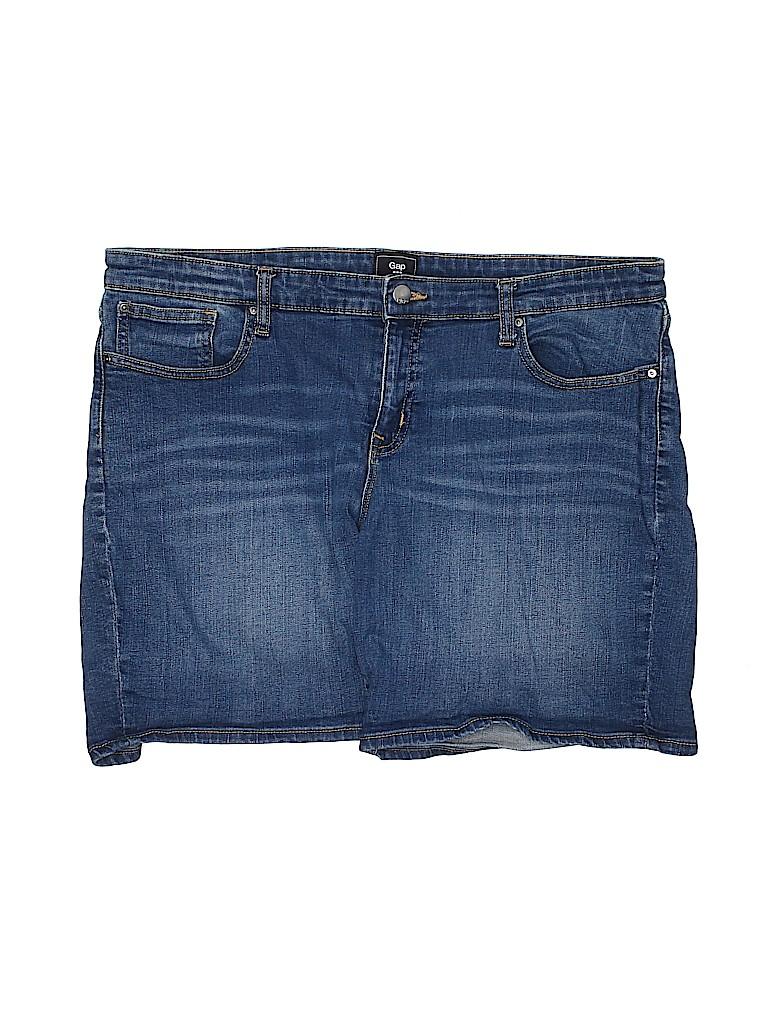Gap Outlet Women Denim Shorts 34 Waist