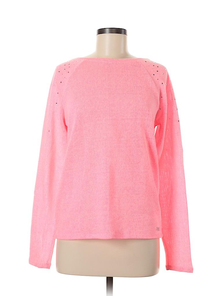 Victoria's Secret Pink Women Pullover Sweater Size M