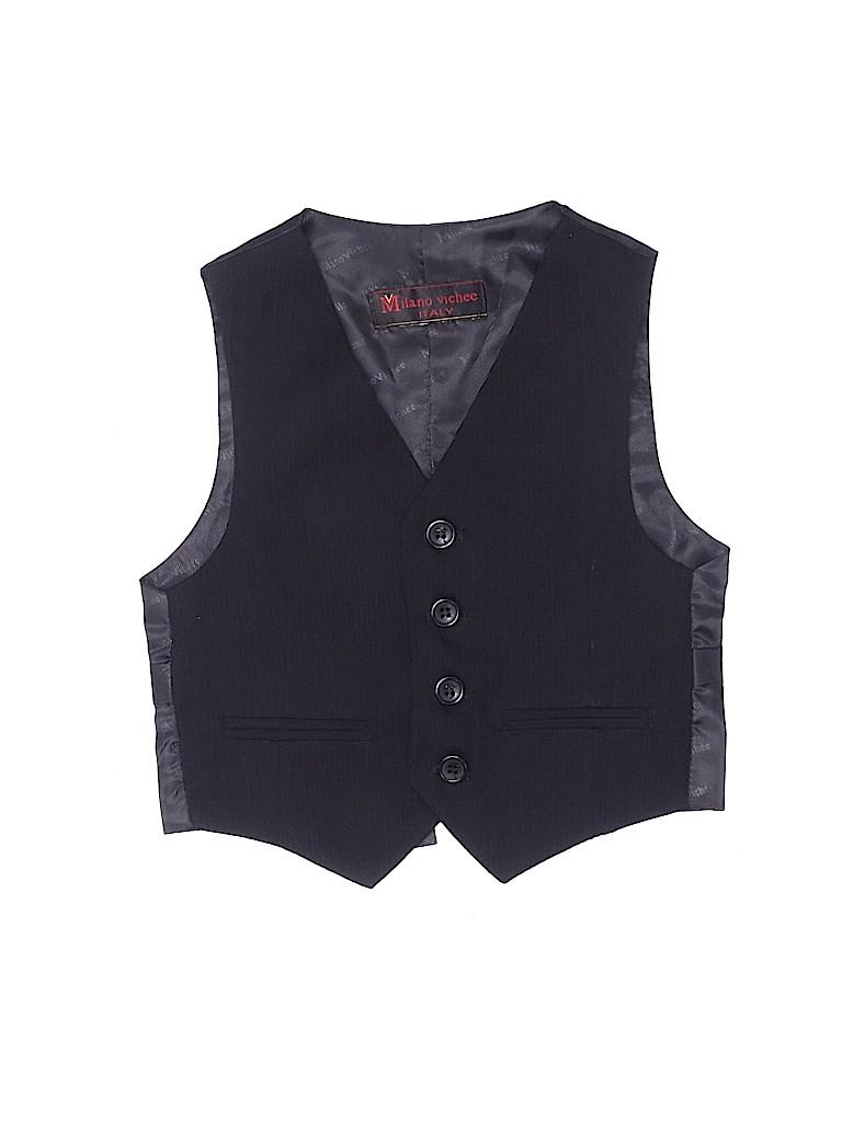 Assorted Brands Boys Tuxedo Vest Size 3