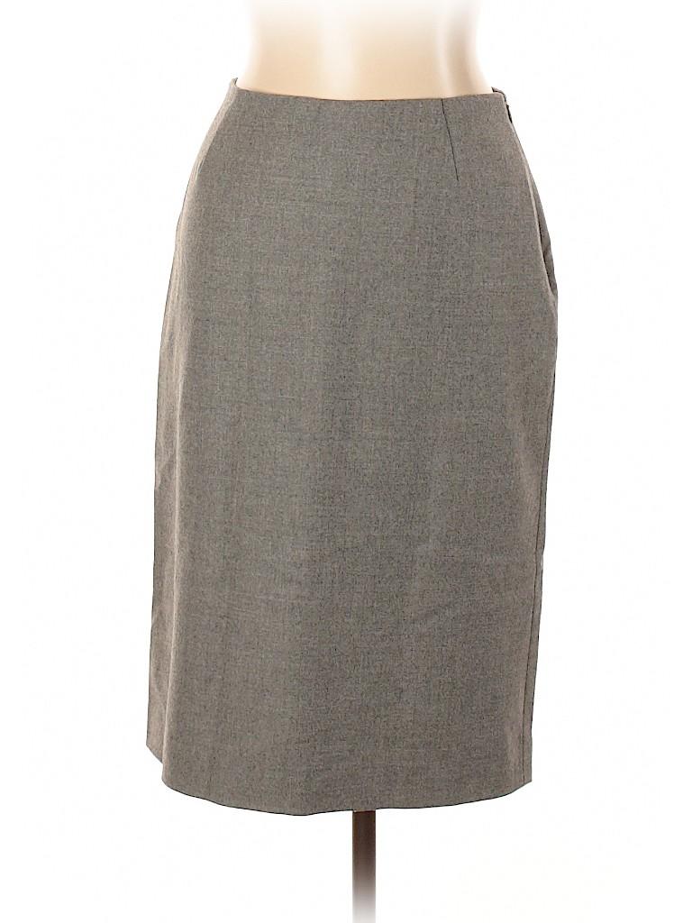 Michael Kors Women Wool Skirt Size 8