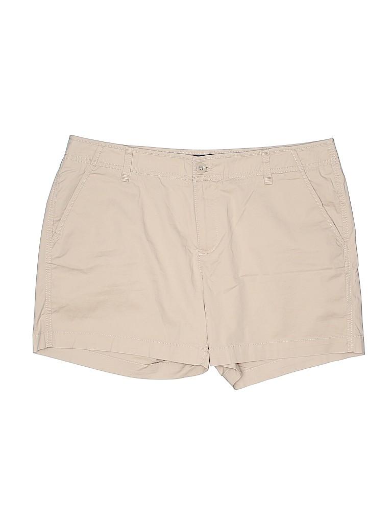 Eddie Bauer Women Shorts Size 14