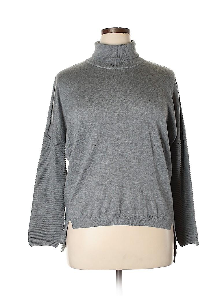 Elan Women Pullover Sweater Size L