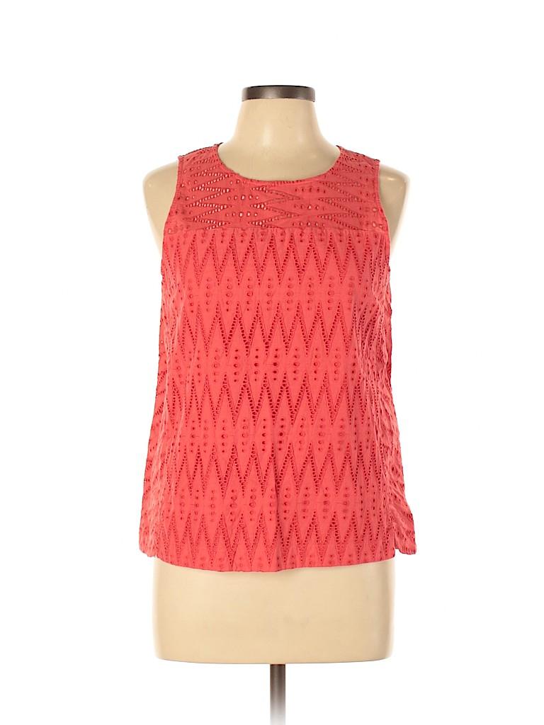 J. Crew Women Sleeveless Blouse Size 10