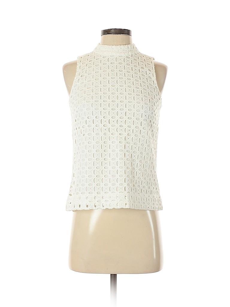 J. Crew Women Sleeveless Blouse Size 0
