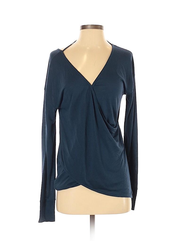 Sweaty Betty Women Long Sleeve Top Size S