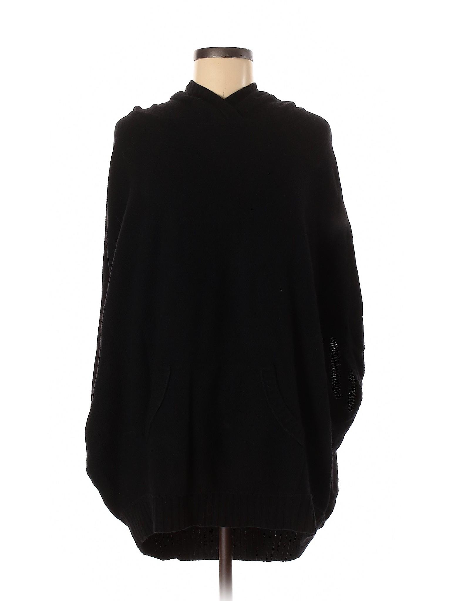 sale retailer b8c65 98fe6 Details about Donna Karan New York Women Black Cashmere Pullover Sweater Med