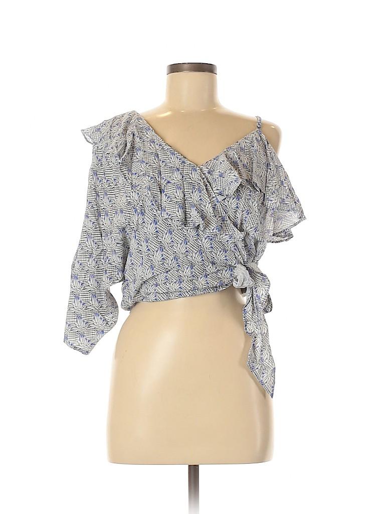Maeve Women Sleeveless Blouse Size S