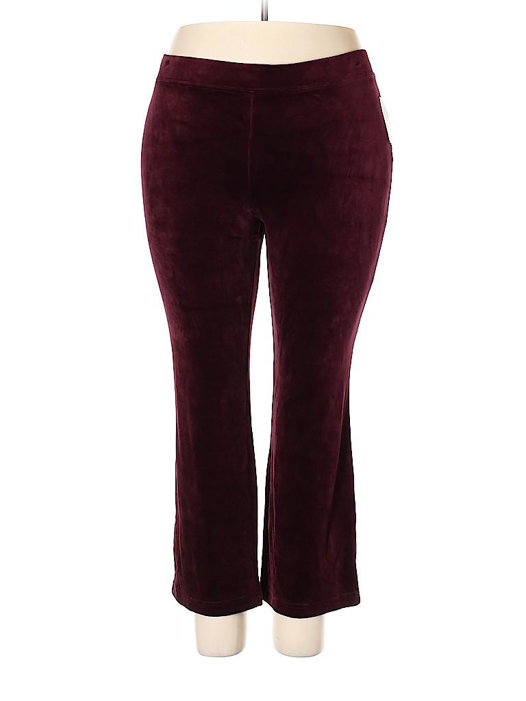 Karen Scott Women Casual Pants Size XL (Petite)