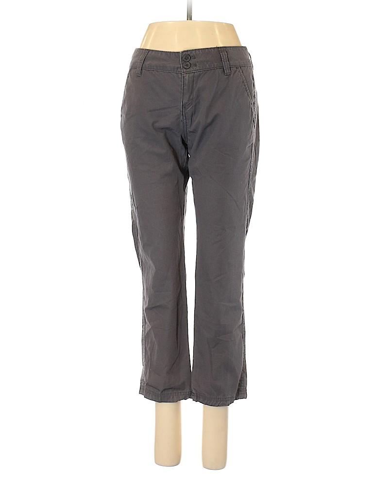 G.H. Bass & Co. Women Khakis Size 9
