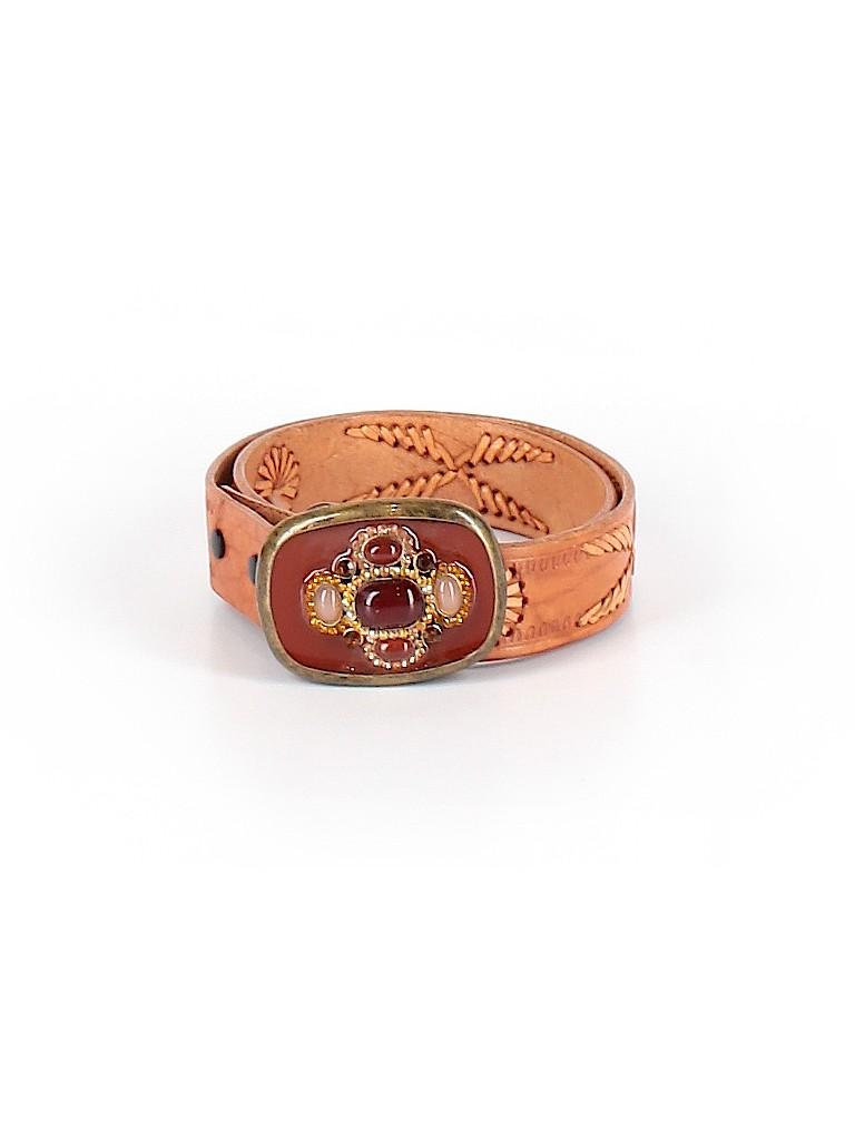 Assorted Brands Women Leather Belt 32 Waist