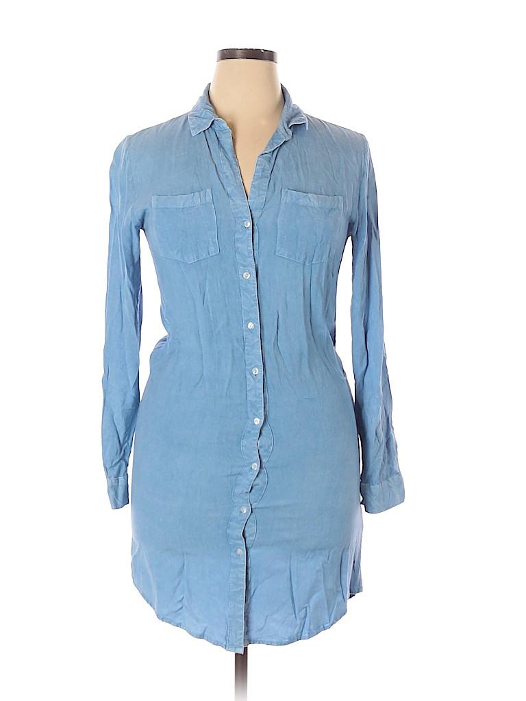 Style Envy Women Long Sleeve Blouse Size L