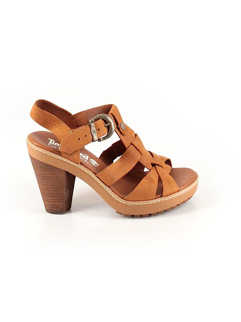 Timberland Women Heels Size 6 1/2