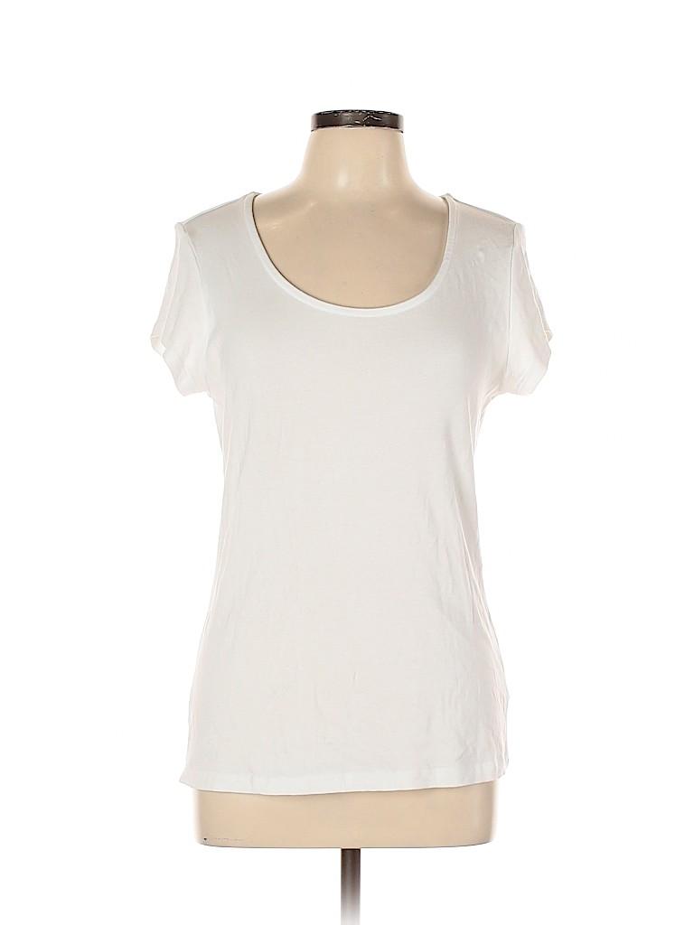 Cynthia by Cynthia Rowley Women Short Sleeve T-Shirt Size XL