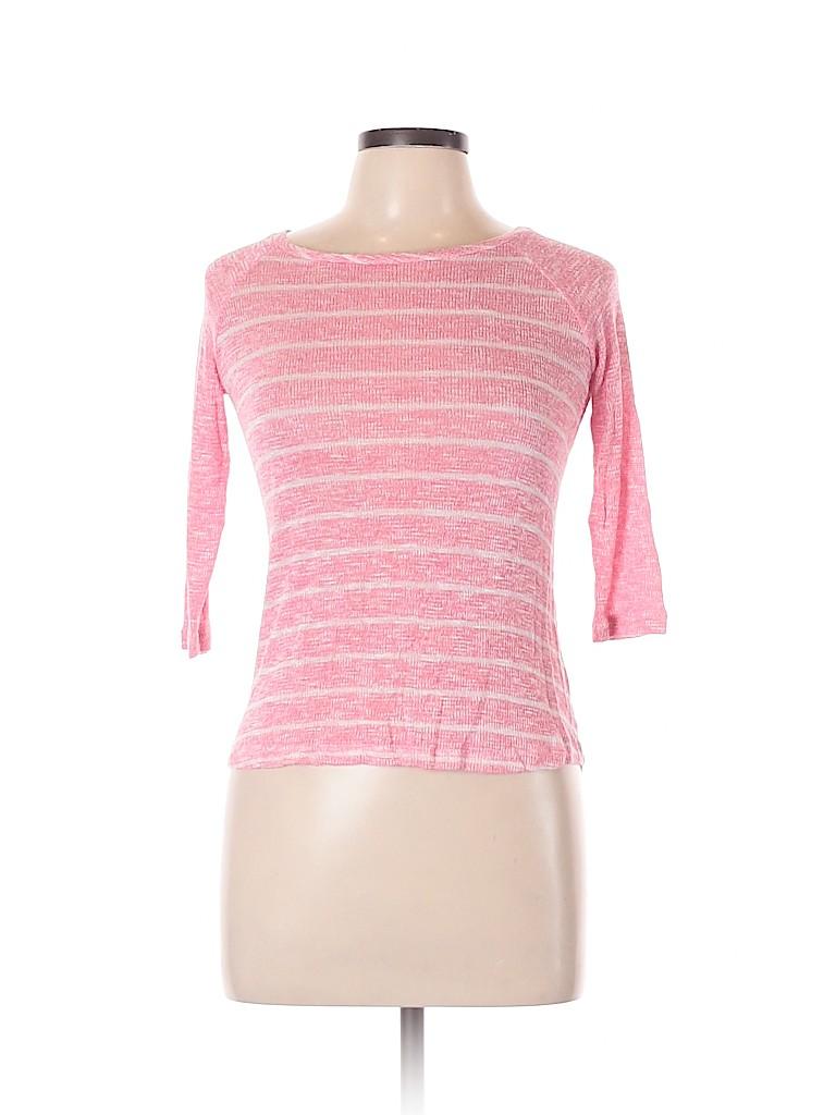 Splendid Women 3/4 Sleeve Top Size 14