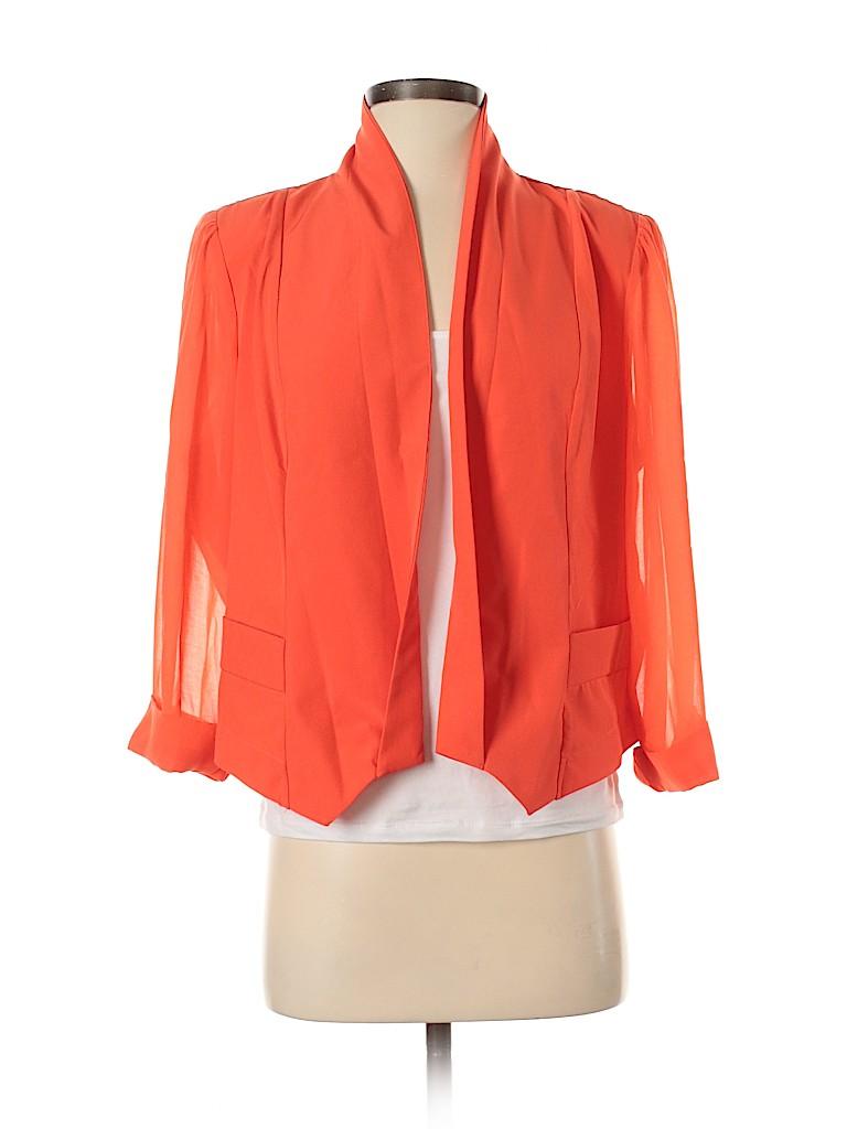 City Chic Women Jacket Size 14 Plus (XS) (Plus)