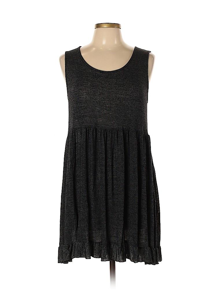 Vizio U.S.A. Women Casual Dress Size L