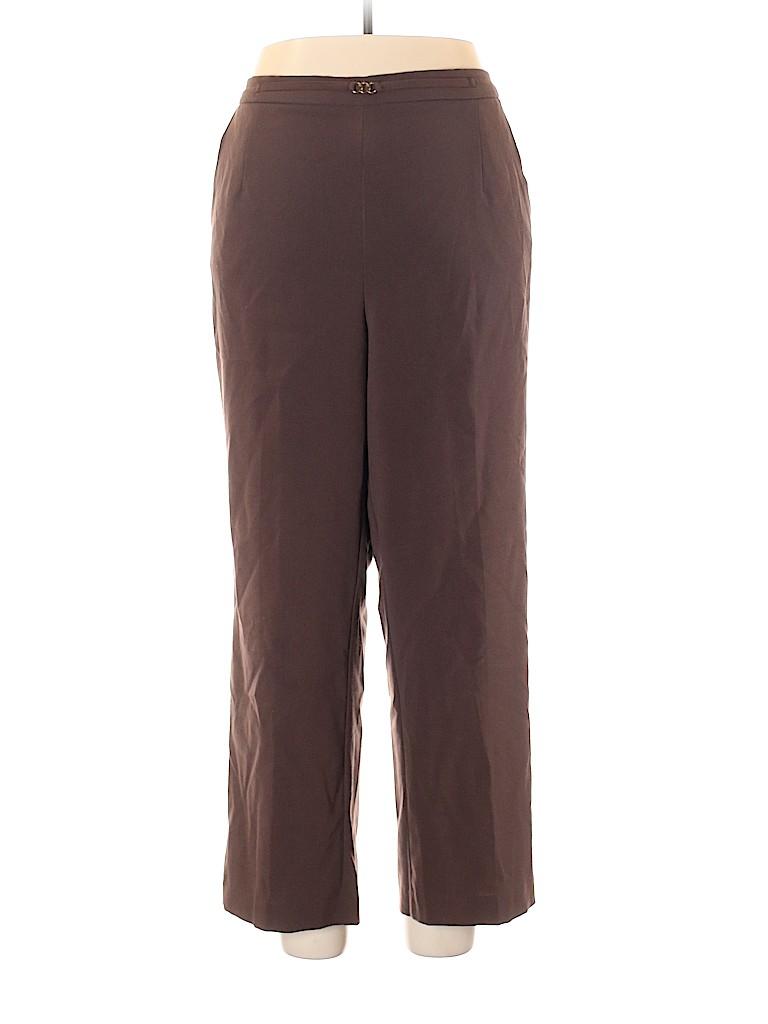 DressBarn Women Casual Pants Size 16 (Plus)