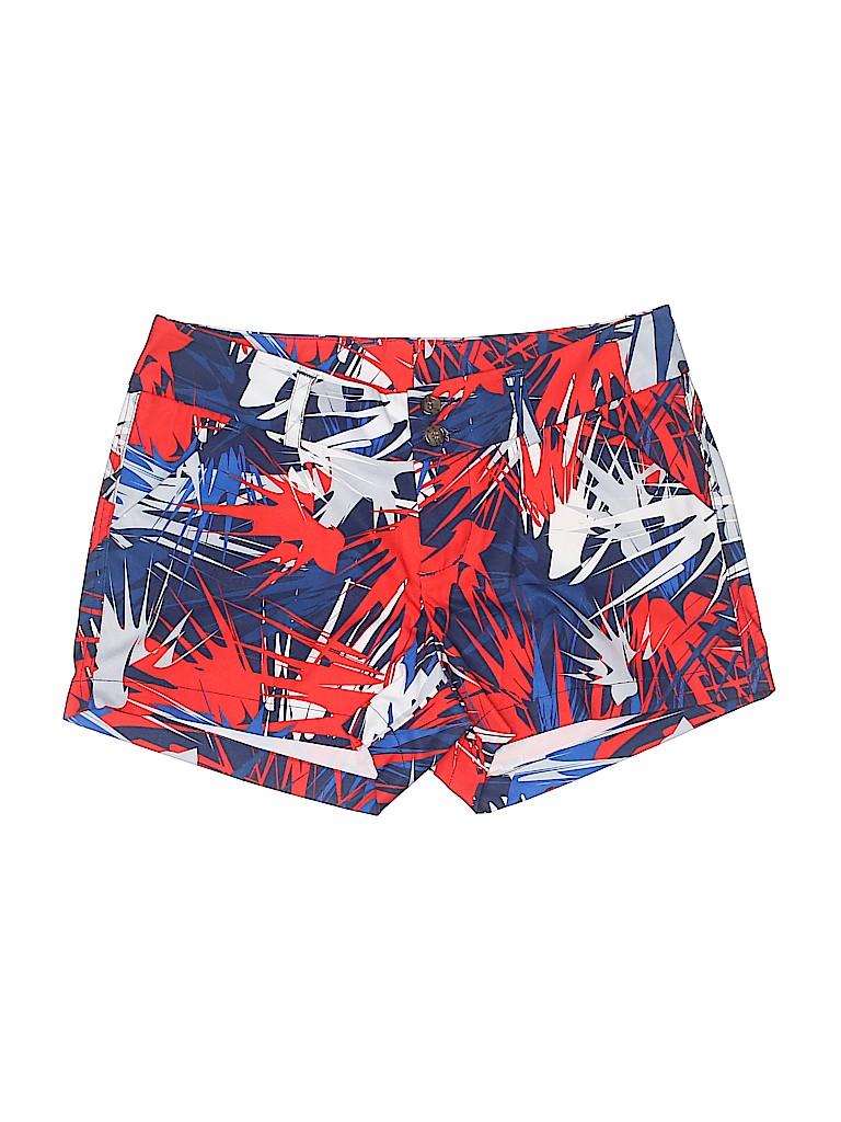 LoudMouth Women Khaki Shorts Size 4
