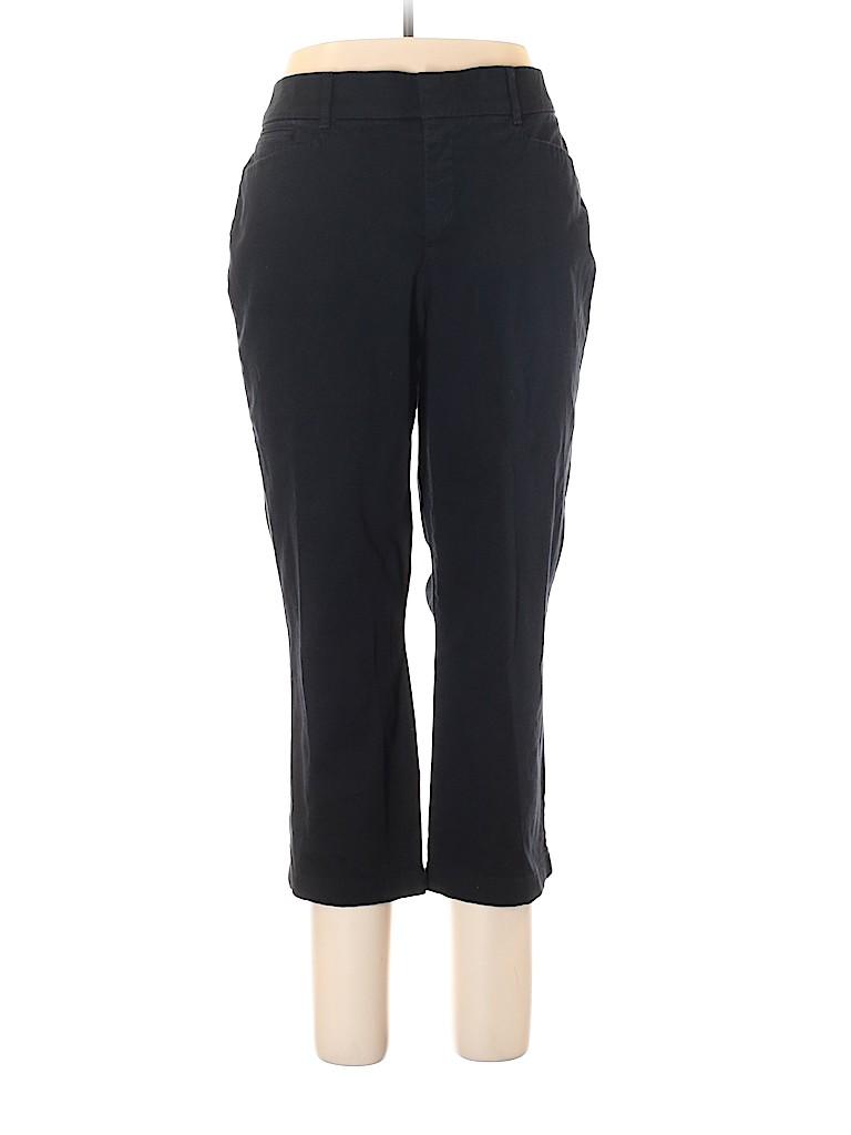 JM Collection Women Khakis Size 14w