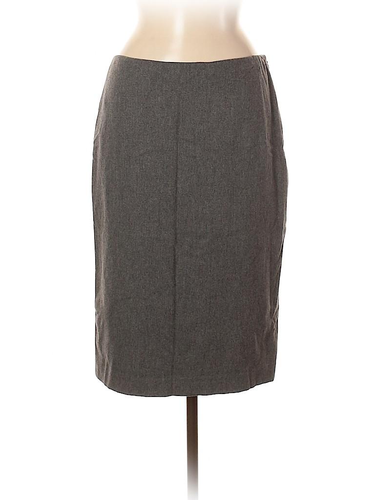Ralph Lauren Black Label Women Wool Skirt Size 8