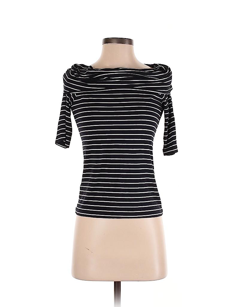 Ann Taylor Women Short Sleeve Top Size XS